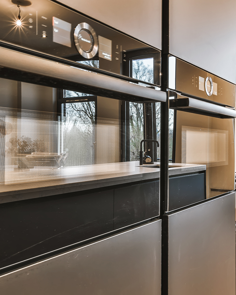 Luxury Integrated Appliances